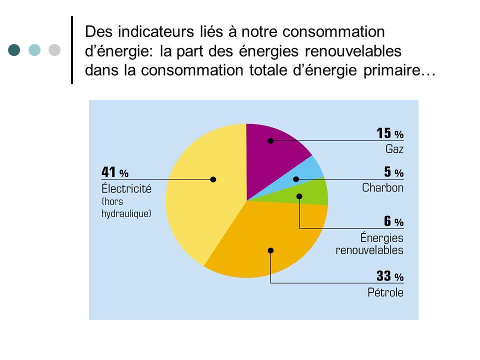 En conclusion… Développement durable est un enjeu important aujourdhui donc indicateurs qui sy rapportent sont nécessaires.