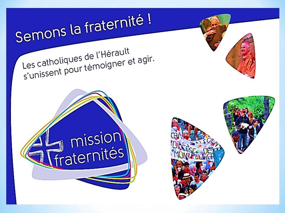 Qui va initier les fraternités missionnaires .Qui va initier les fraternités missionnaires .