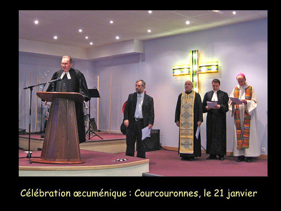 Chantier de la Catéchèse : Villebon, le 31 janvier