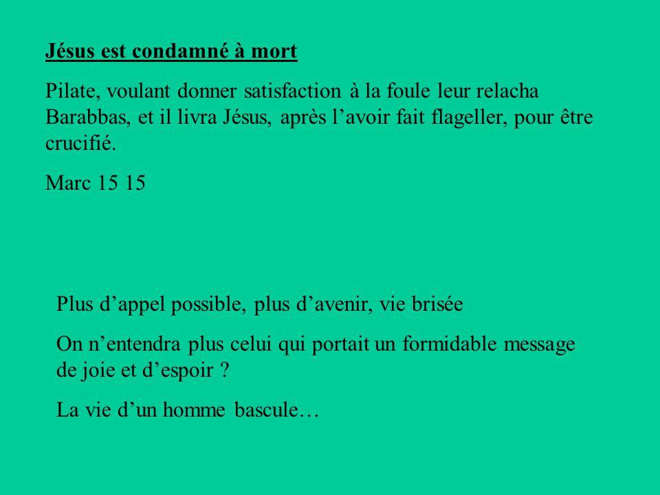 Commentaires des stations extraits du livre « Chemin de Croix de Mgr Jacques GAILLOT Photos réalisées par Antoine LEVEE – Eglise St Clément