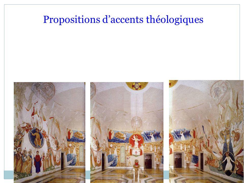 Propositions daccents théologiques