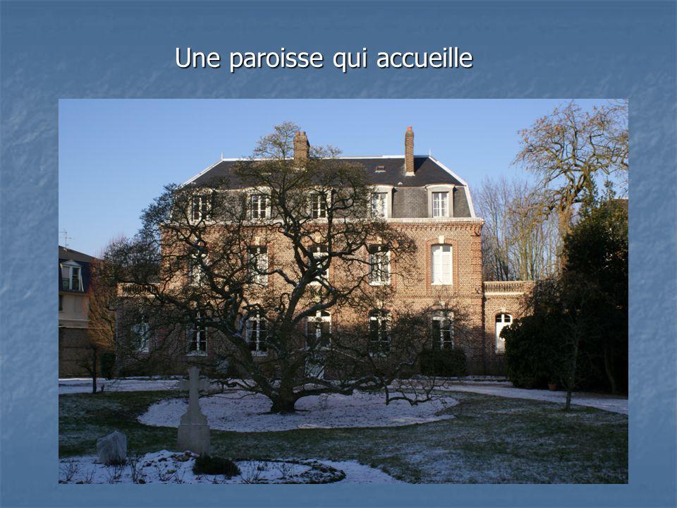 Une paroisse qui prie Equipes Notre-dame 1947 - 2007