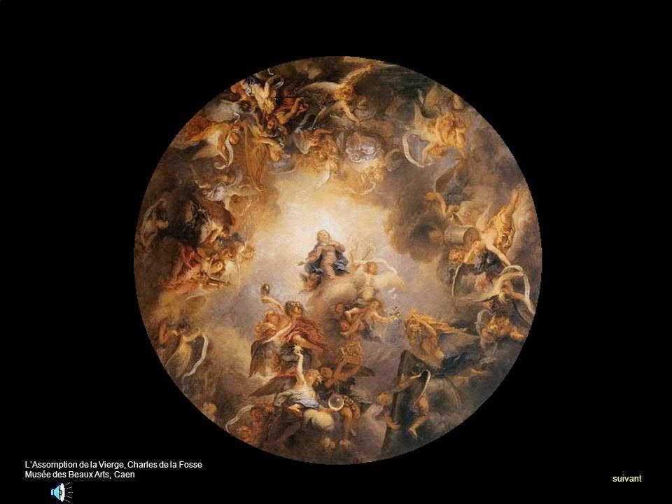 LAssomption de la Vierge, Charles de la Fosse Musée des Beaux Arts, Caen suivant