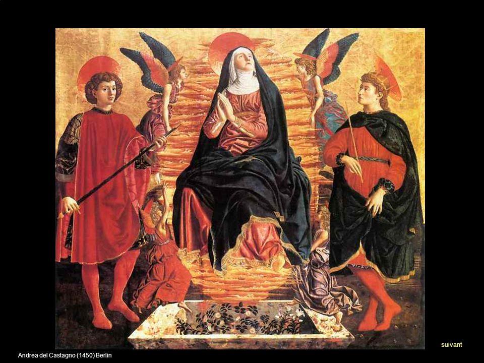 Andrea del Castagno (1450) Berlin suivant