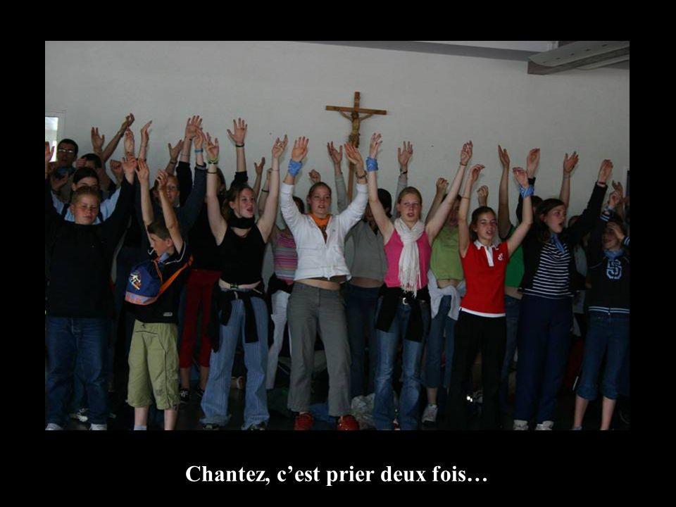 Lourdes, un lieu privilégié pour consolider vos convictions de disciples du Christ et pour renouveler votre désir dêtre des chrétiens actifs