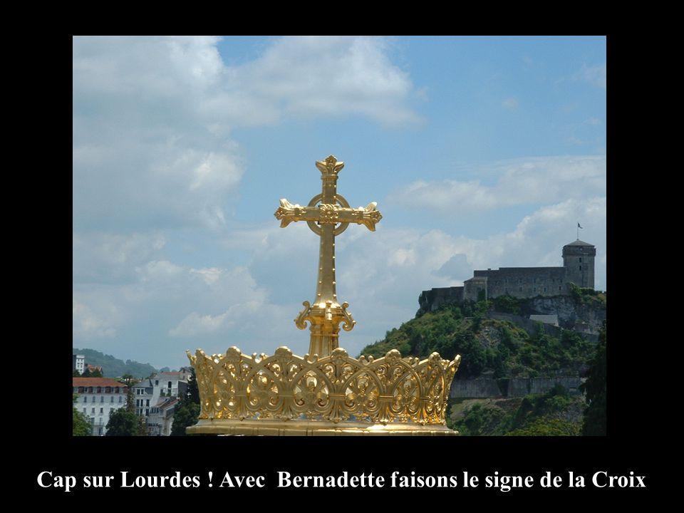 Musique de Maya FilipičMaya Filipič Si tu le veux… tu peux être lun des 100 ados du diocèse de Soissons, Laon et Saint- Quentin rassemblés à Lourdes,