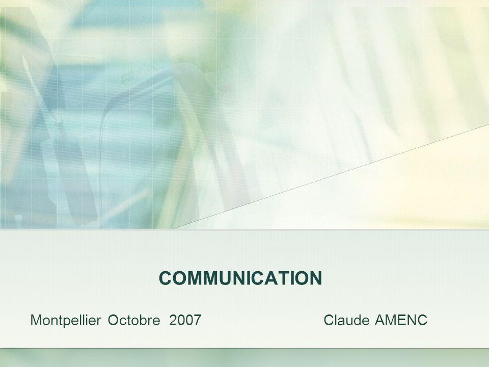 Plan Schéma simplifié de la communication, Les aides Les obstacles Conclusion