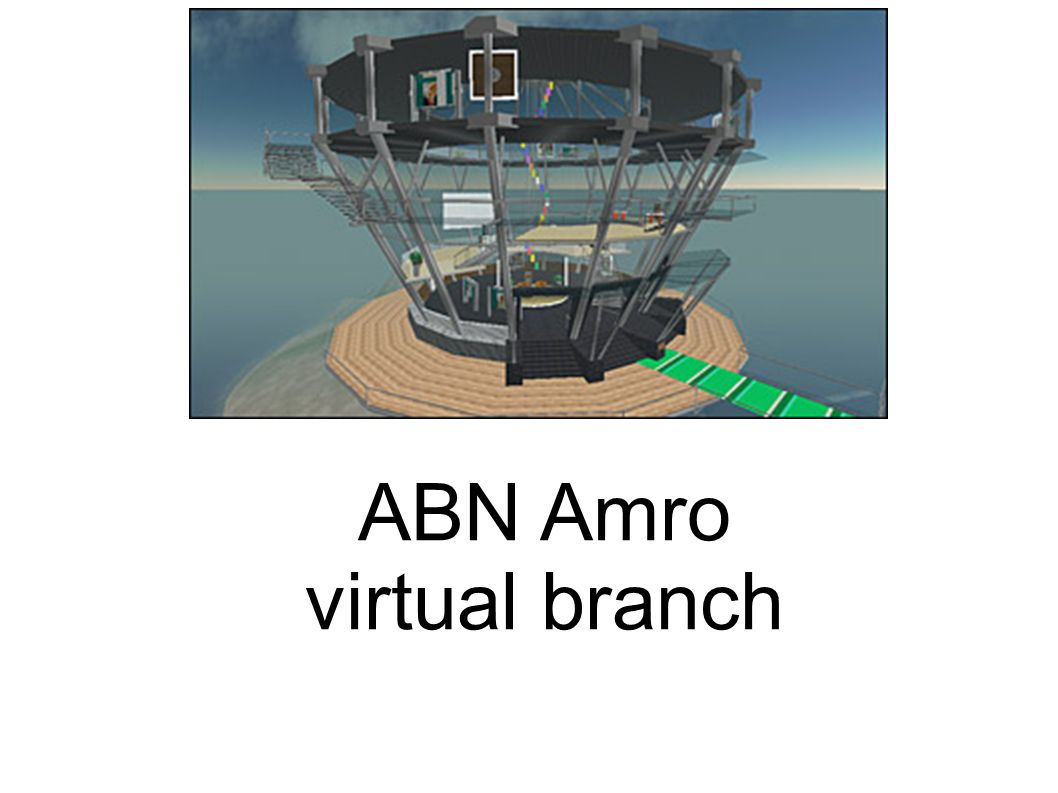 ABN Amro virtual branch