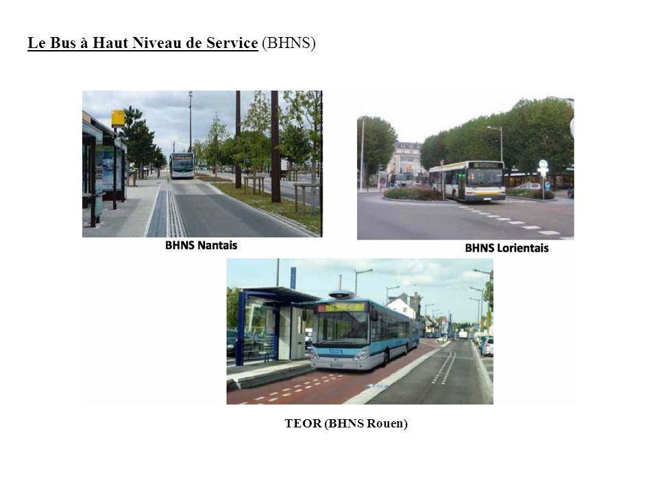Le Bus à Haut Niveau de Service (BHNS) TEOR (BHNS Rouen)