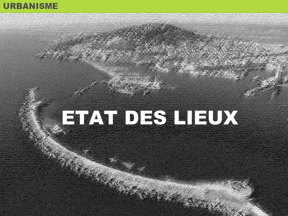 URBANISME ETAT DES LIEUX