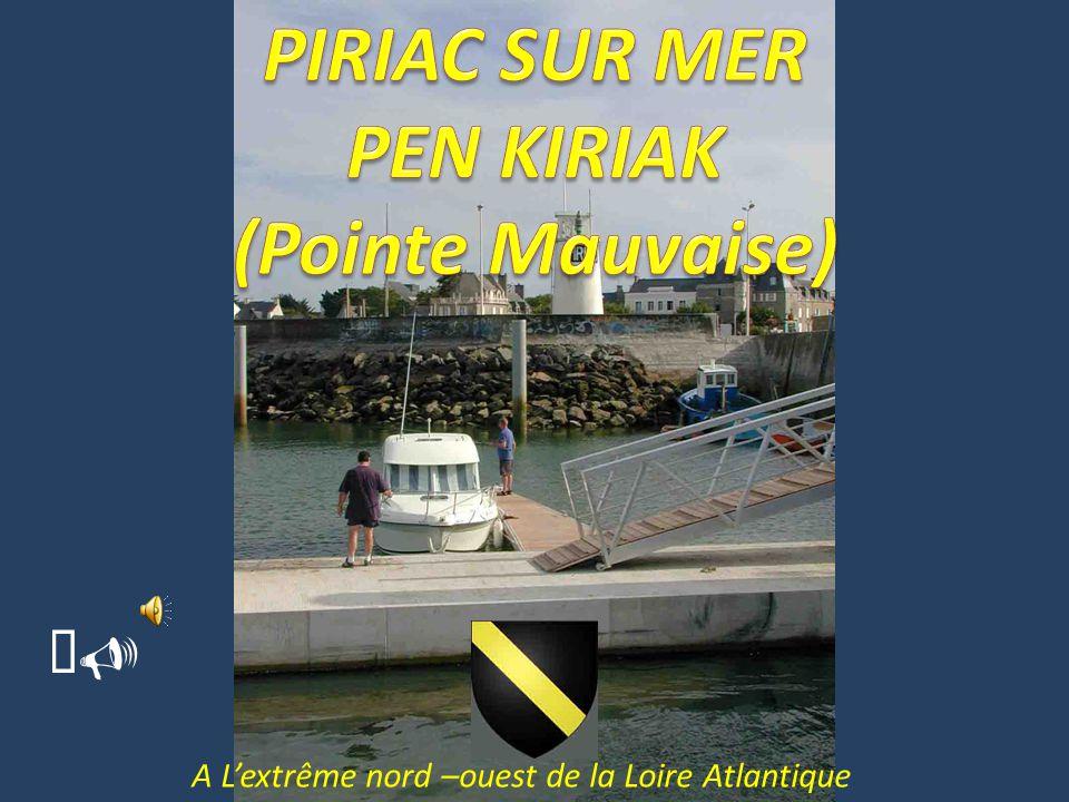A Lextrême nord –ouest de la Loire Atlantique