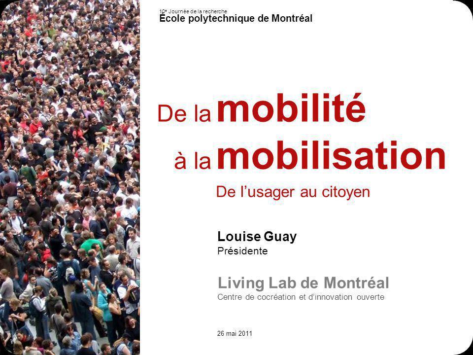 LivingLabMontreal.org2 36 e Congrès des économistes québécois - ASDEQ Preston McAfee Économiste en chef, Yahoo.