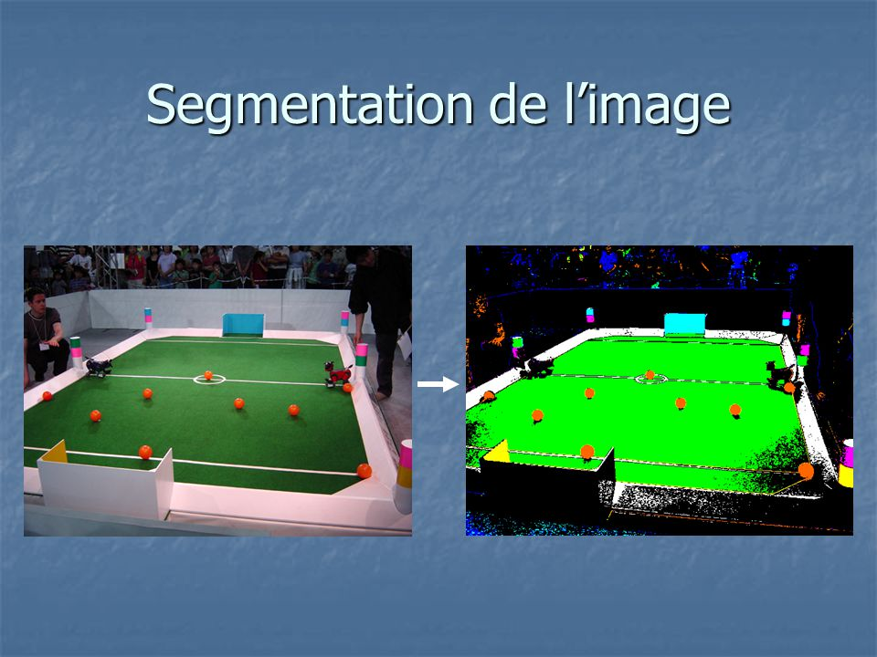 Segmentation de limage
