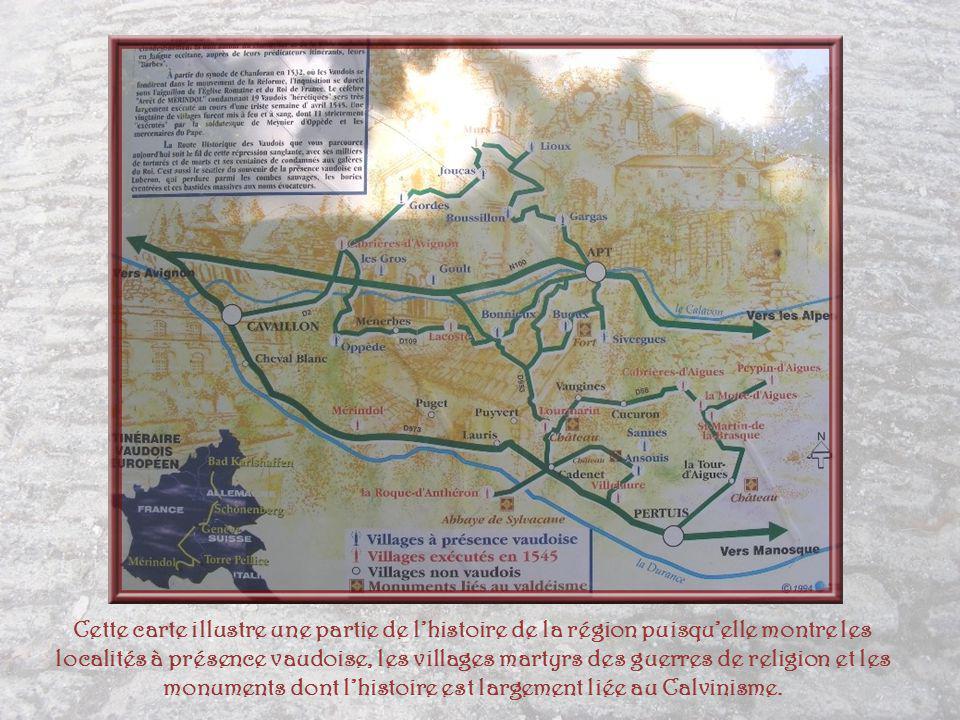 Le site fut occupé par une place forte depuis la période celto-ligure.