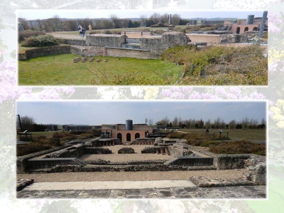 Cette ancienne ville antique de 250 ha, capitale religieuse des Auberques Eburovices disposait dun grand sanctuaire, de thermes, dun théâtre et dun fo