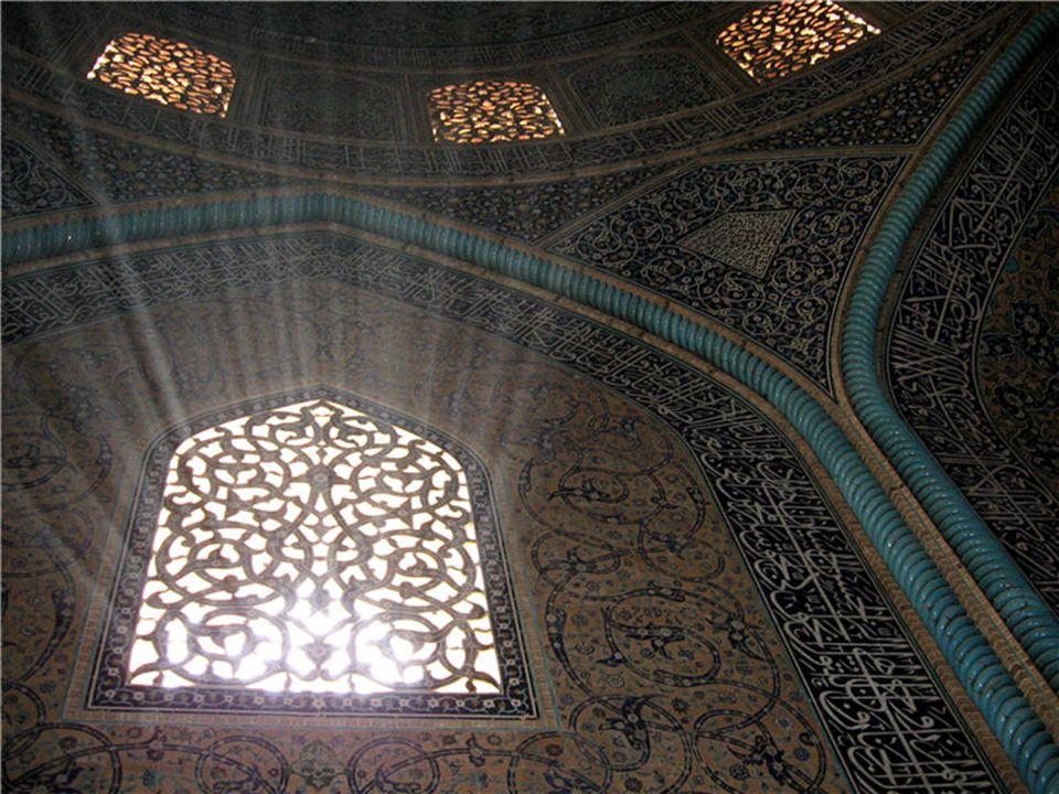 Mosquée du Cheikh Lotfollah - Ispahan