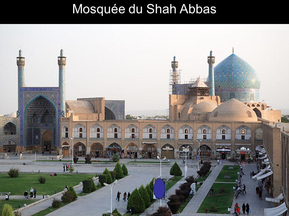 Mosquée du Shah Abbas