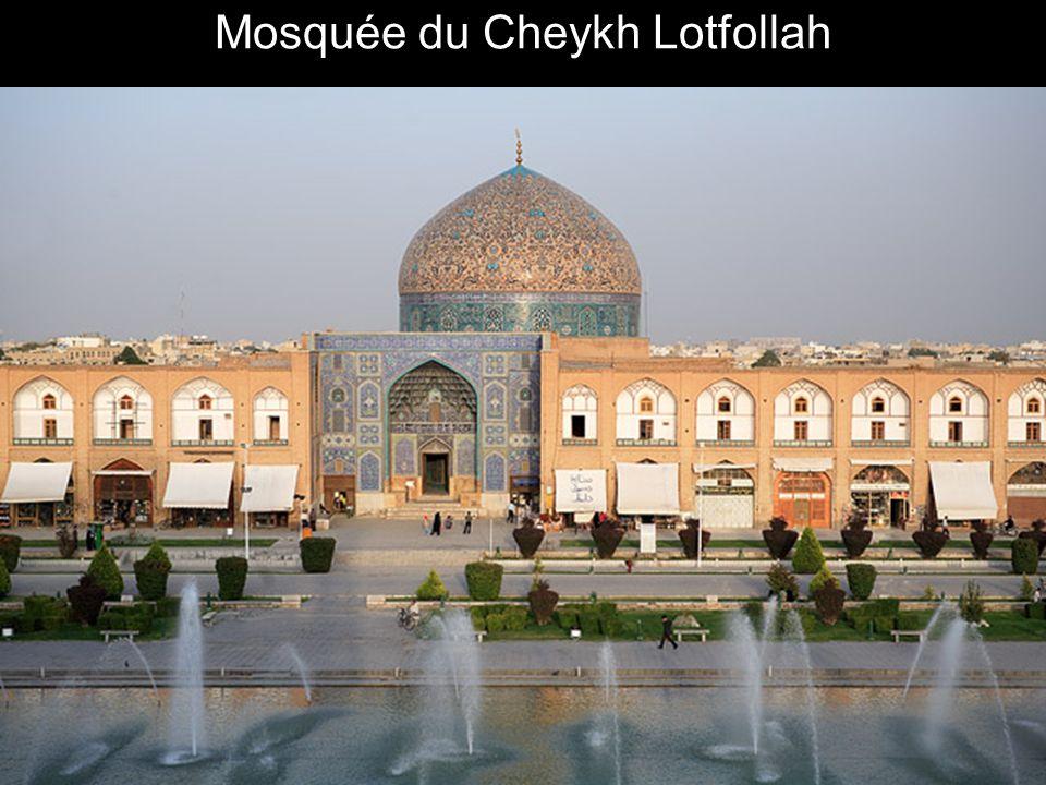 Mosquée du Cheykh Lotfollah
