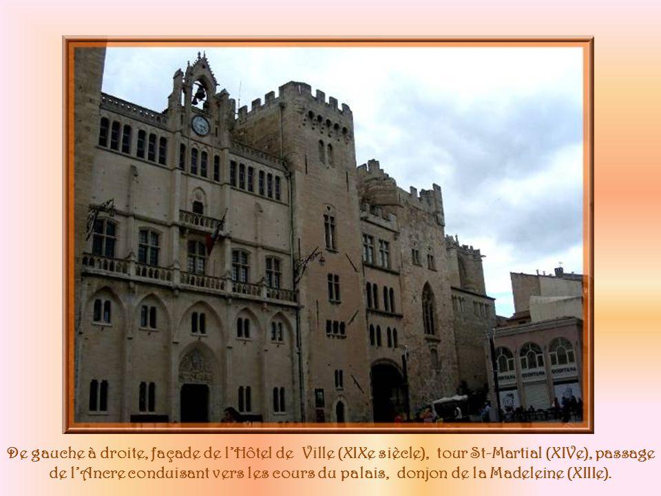 Jusquà la fin du Moyen Age, Narbonne fut gouvernée par lArchevêque et le Vicomte.