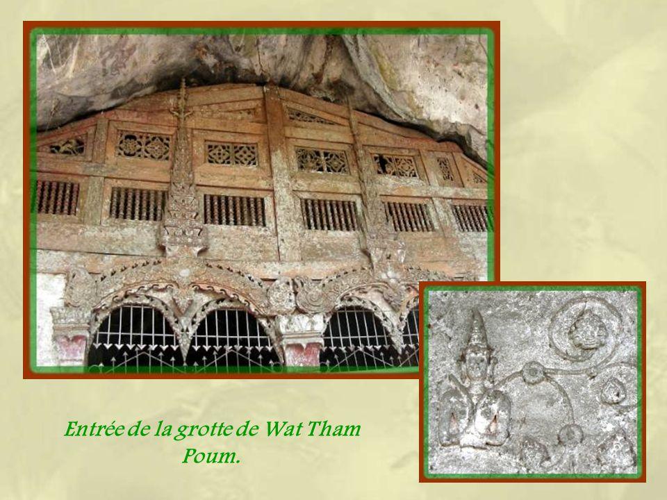 Grotte de Wat Tham Ting