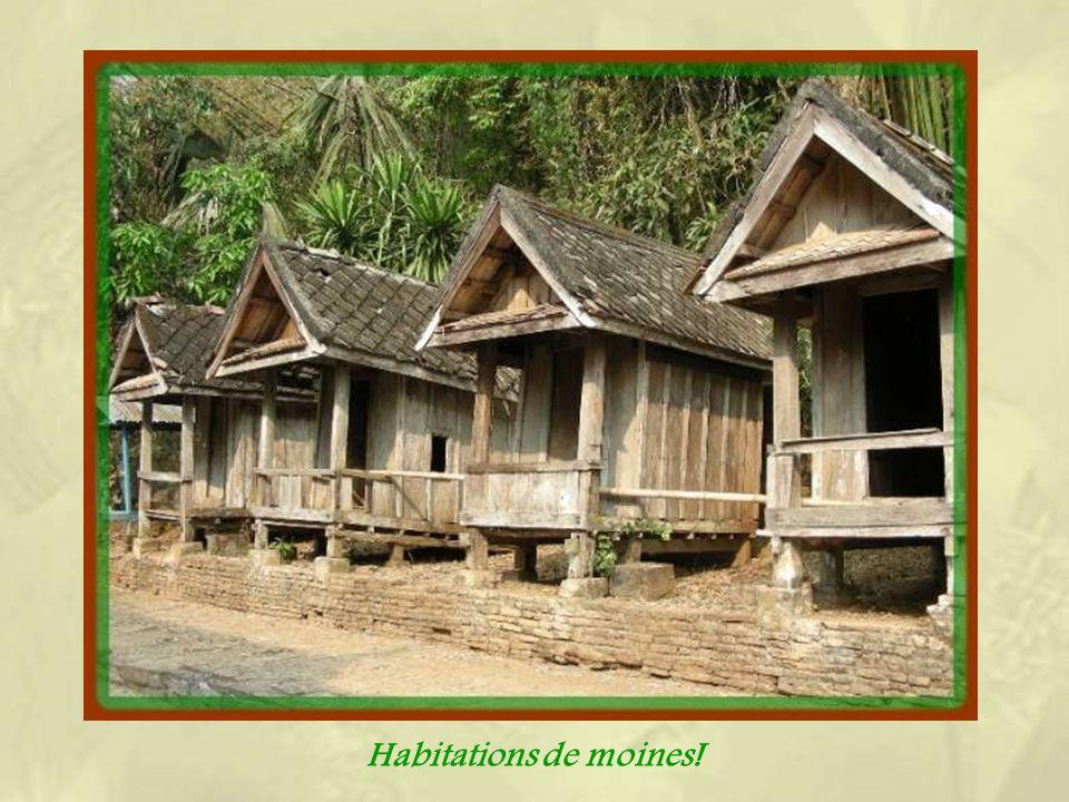 Wat Salyasetharam de Xieng Men