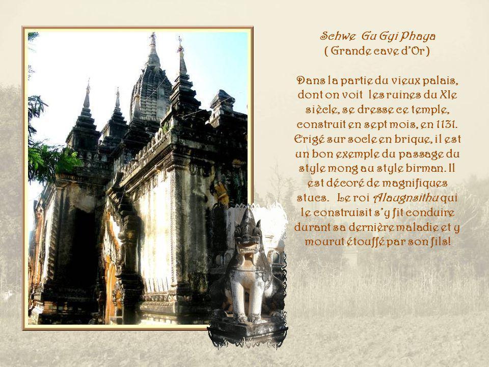 Des pagodes, encore des pagodes…