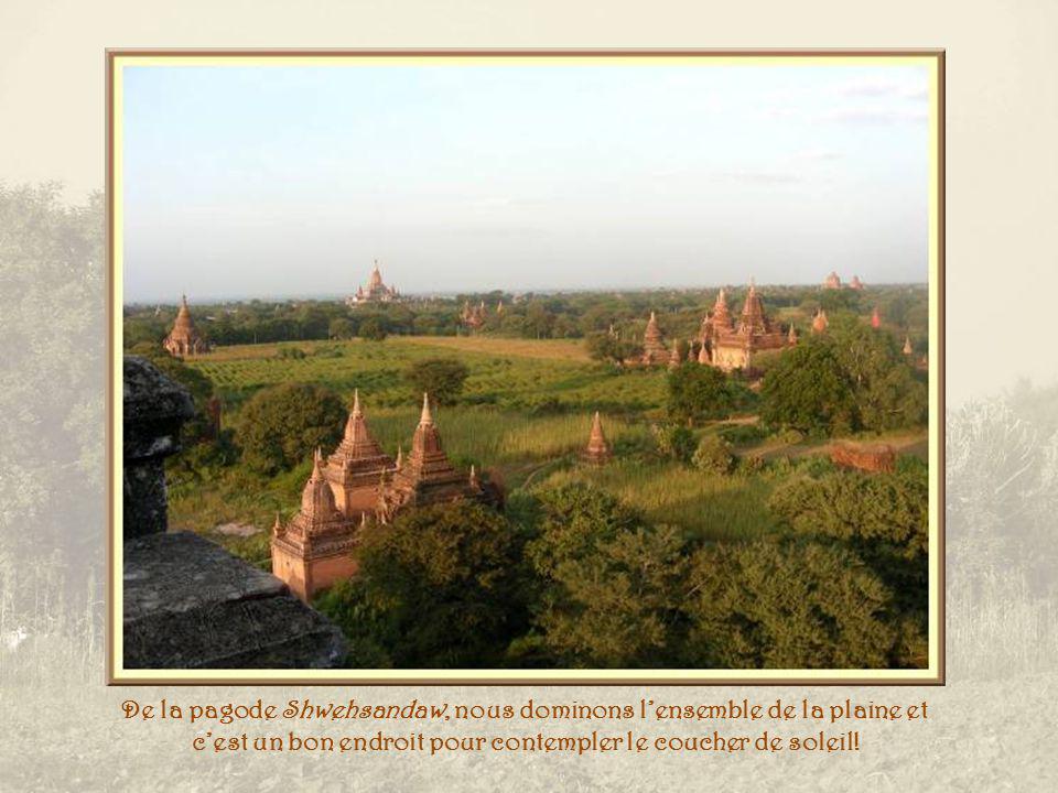 Lédification de cette pagode remonte au XIe siècle, après la conquête de Thaton.