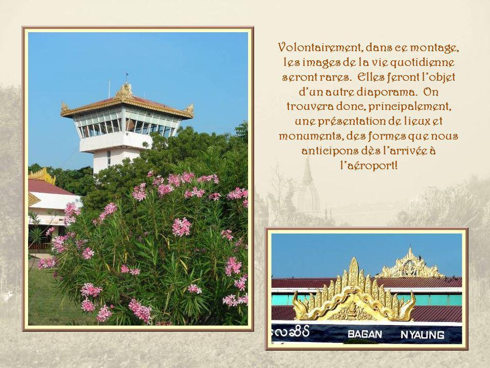 Pagan, en anglais Bagan, est le cœur religieux du pays.