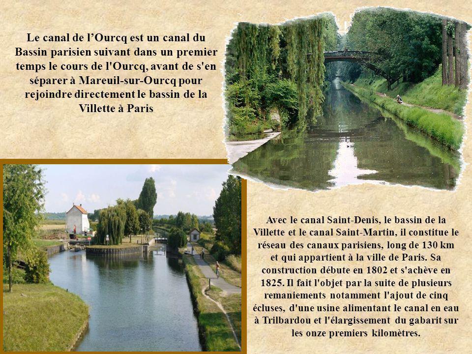 Reliant létang de Thau à Beaucaire, les travaux du canal du Rhône ont été entrepris au XVIIIe siècle pour promonger le canal du Midi. Il était alors a