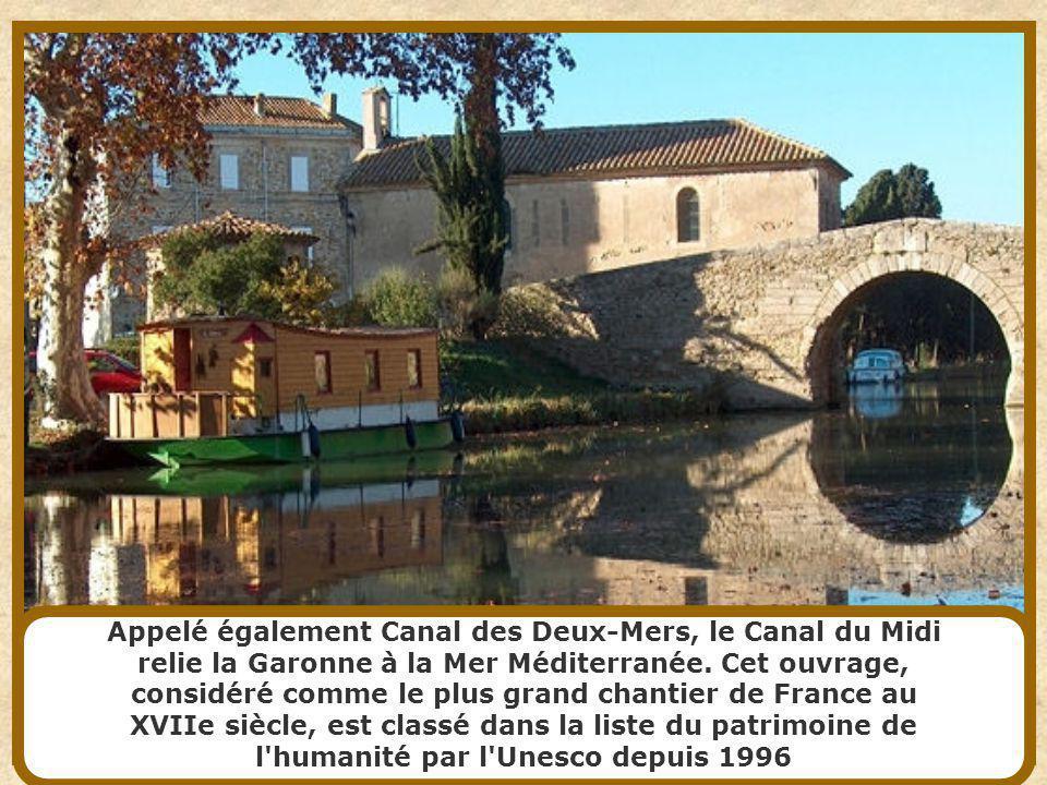 Le canal de Nantes à Brest est un canal à petit gabarit qui relie les villes de Nantes et de Brest. Sa construction remonte à la première moitié du XI