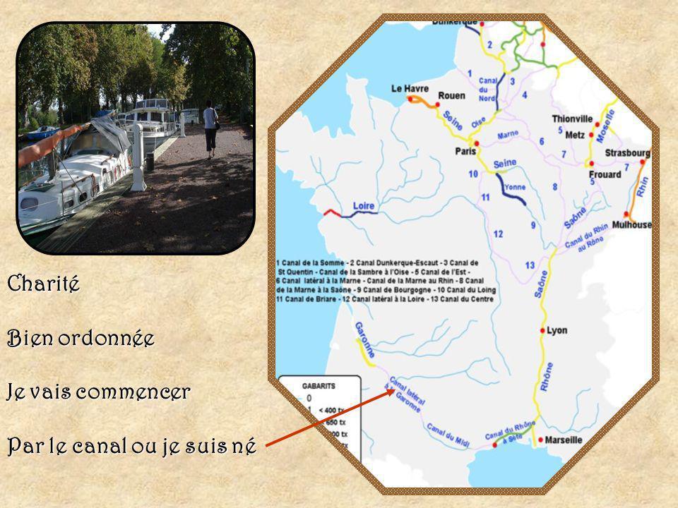 Situé au centre de Toulouse, dans la région Midi-Pyrénées, il court sur 1,6 km entre l amont du Bazacle et le bassin de l Embouchure, point de rencontre avec le canal du Midi marqué par les Ponts-Jumeaux Photos personnelles et du net ainsi que les textes MusiqueCapricho-piano
