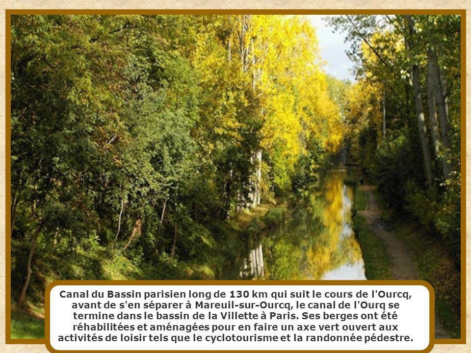 Dans la région Picardie, entre le canal de Saint-Quentin et la Manche, le canal de la Somme doit son origine à Louis XVI mais ne sera inauguré qu'en 1