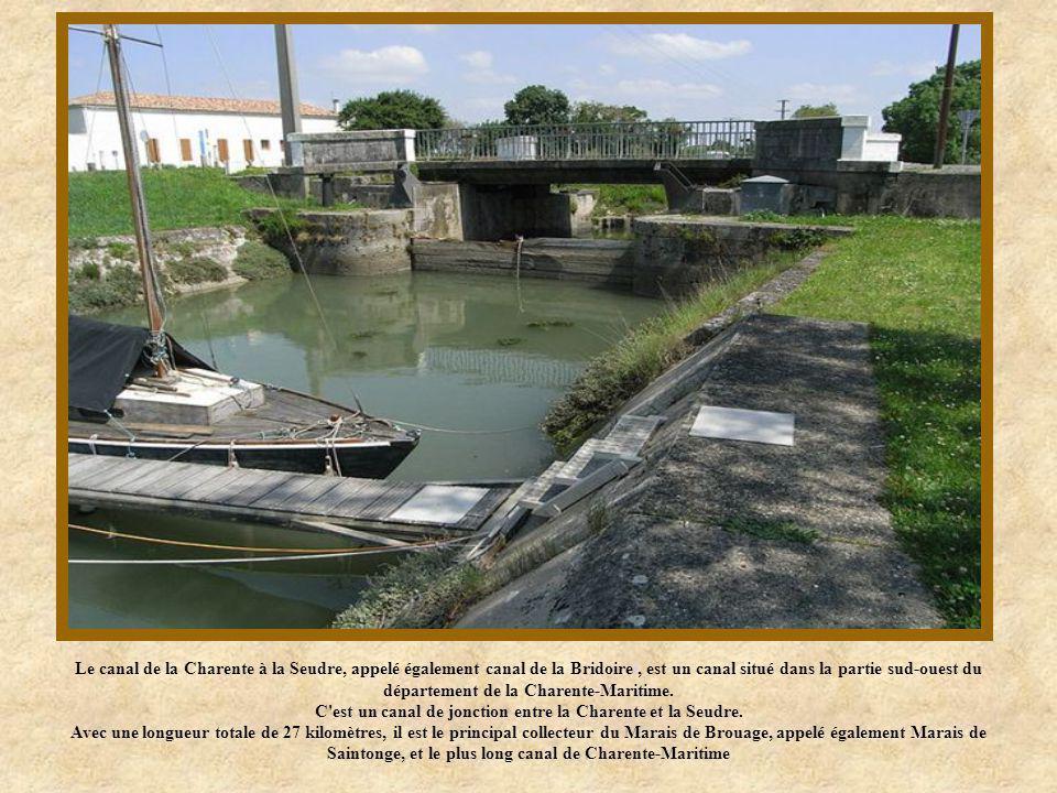 Le canal des Landes ou canal de Cazaux est un cours d'eau artificiel de 20 km de longueur, qui relie l'étang de Biscarrosse et de Parentis, via le lac