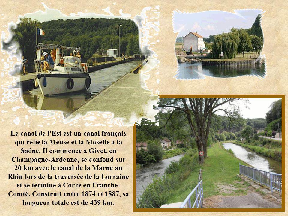 Le canal de la Sambre à l'Oise est un canal à bief de partage au gabarit Freycinet reliant les vallées de la Sambre et de l'Oise Long de 71,056 kilomè