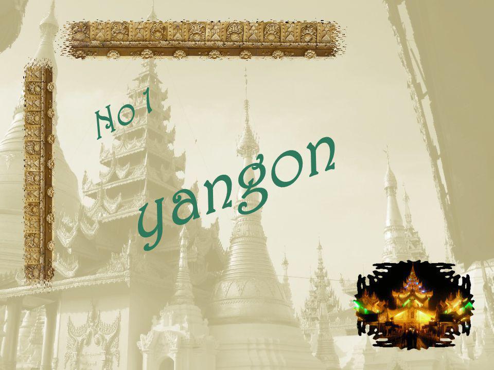 No 1 yangon