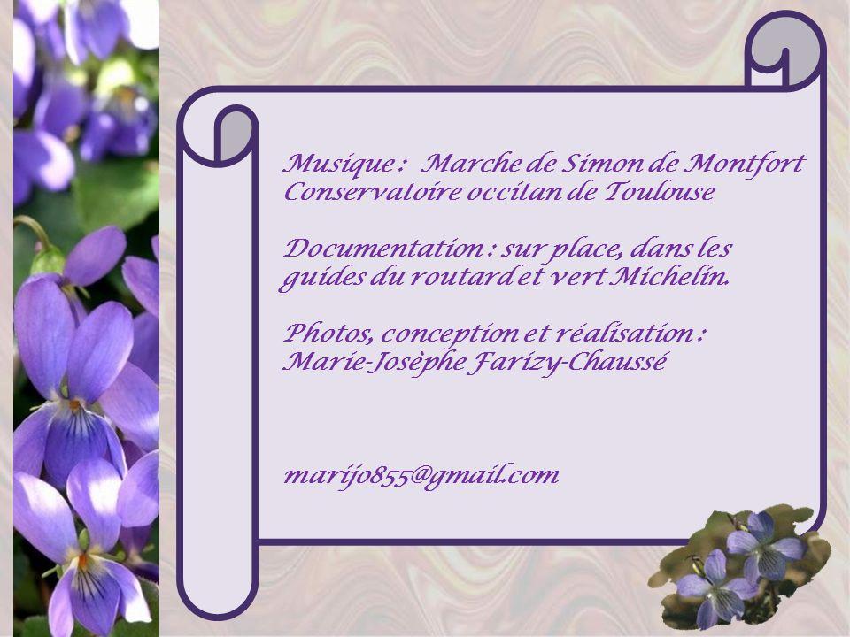 Alors, et les violettes? Originaires de Parme, elles seraient arrivées au XIXème siècle, rapportées par des soldats français après les guerres dItalie