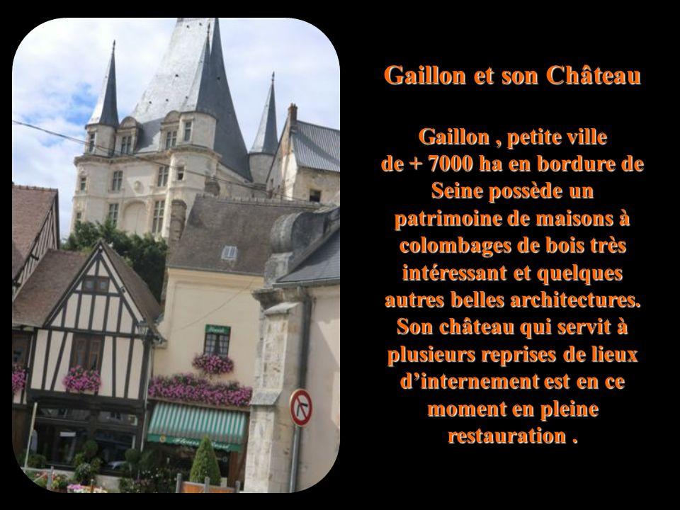 Gaillon et son châteauJardin des plantes-Rouen Lisieux et sa BasiliqueChâteau de Bizy.