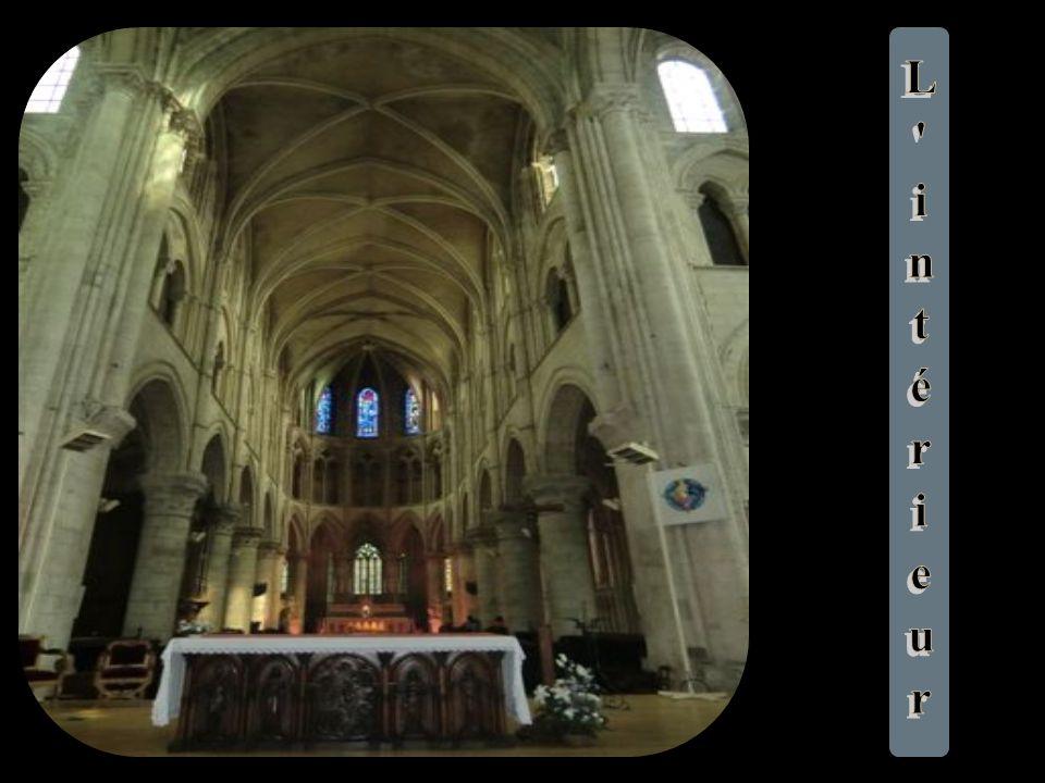 Cathédrale St Pierre de Lisieux