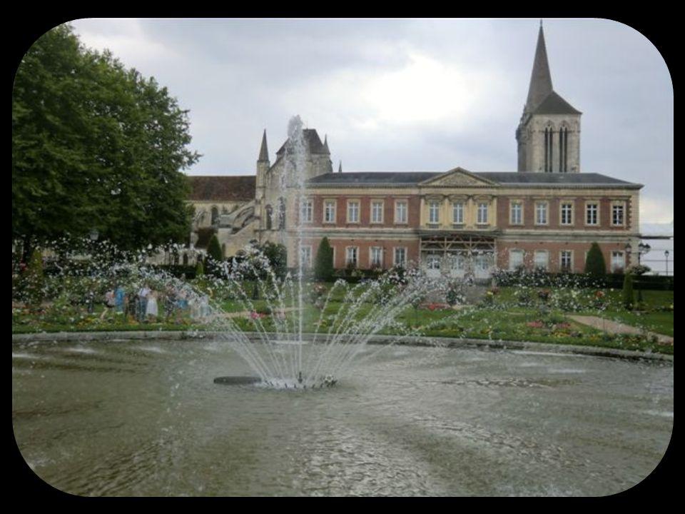 Les jardins de lévêché