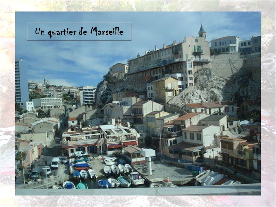Marseille est une commune du sud-est de la France.
