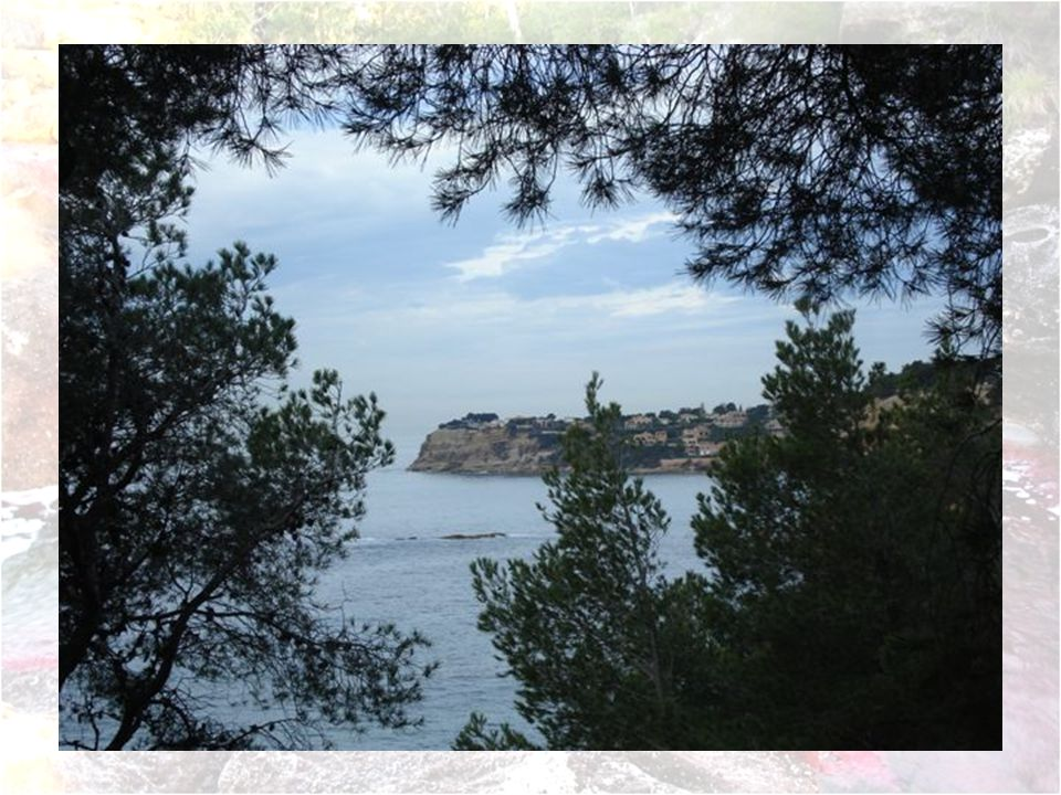 Un quartier de Marseille