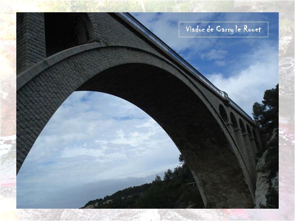 Viaduc de Carry le Rouet