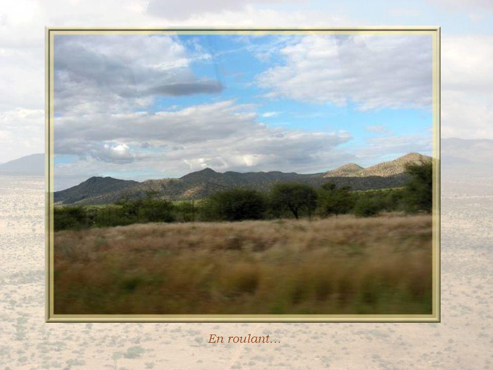 Je lai mentionné au début, notre voyage na pas commencé avec la visite de Windhoek.