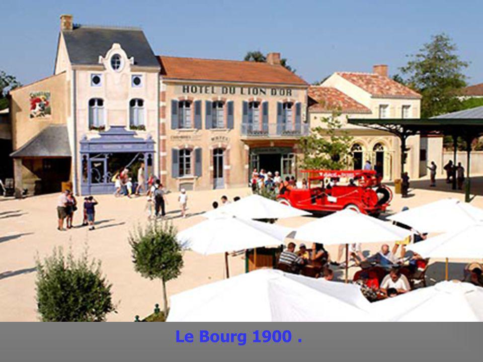 Le village XVIIIième.