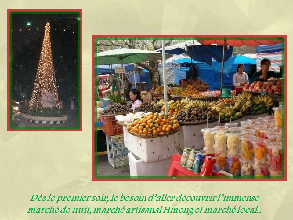 Luang Prabang nest pas la capitale du Laos mais cette ville lovée dans les montagnes du nord, inscrite au patrimoine mondial de lUNESCO, constitue un attrait touristique dimportance grâce à ses temples bouddhiques rénovés, son architecture coloniale française conservée intacte et quelques merveilles naturelles qui lentourent….