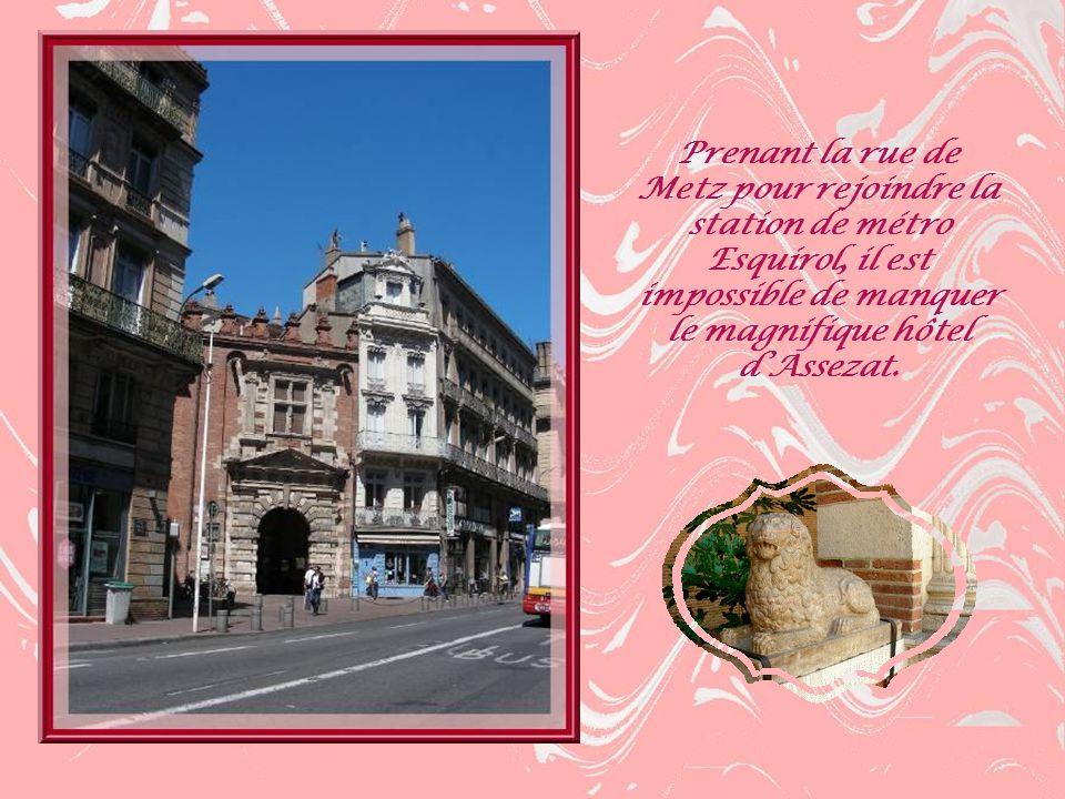 Cette année, le long des deux rives de la Garonne, on retrouve des expositions de grandes photos dart.