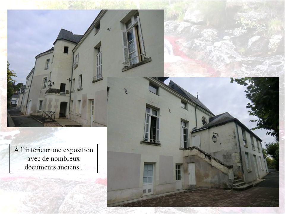 On trouve des traces de la propriété à partir de 1525.