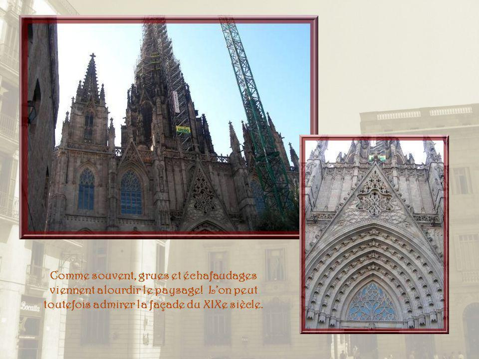 Différentes approches de la Cathédrale…