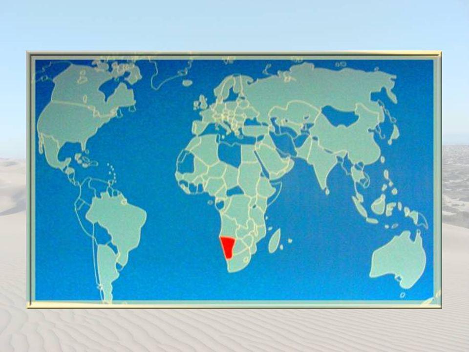 NAMIBIE – 4 SWAKOPMUND ET WALVIS BAY