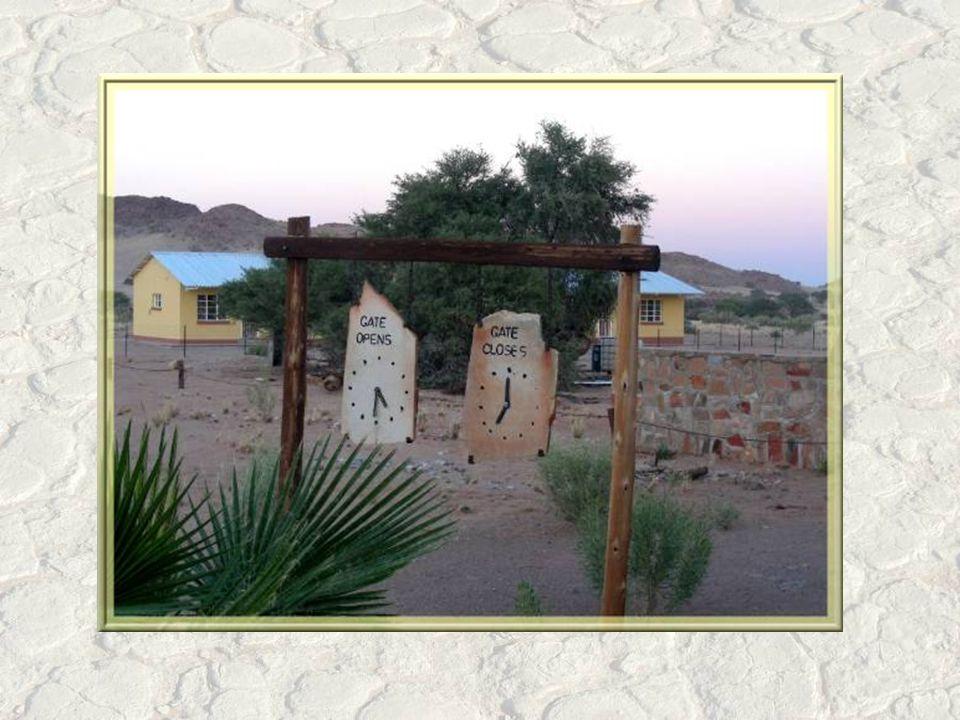 Lun des sites les plus visités du désert du Namib est, sans conteste, celui de Sossusvlei.